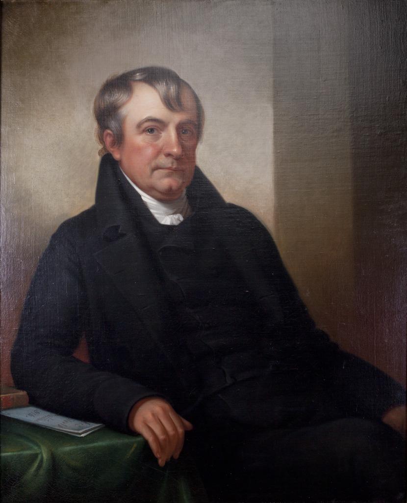 Edward Johnson (1767-1829) [Portrait]