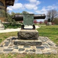 Rodger's Bastion Memorial Cannon, Patterson Park