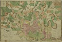 Warner & Hanna's Plan of the City and Environs of Baltimore